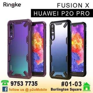 Ringke Fusion X for Huawei P20 Pro