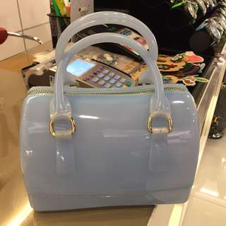 Small Doctor's Bag Blue