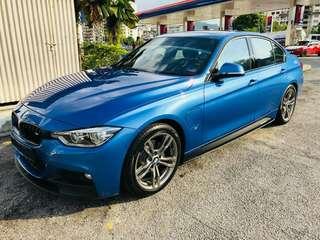 BMW 330e F30 2017 FOR SAMBUNG BAYAR