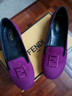 Authentic fendi shoe