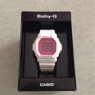 🚚 Casio Baby G Watch BG-5601-7D