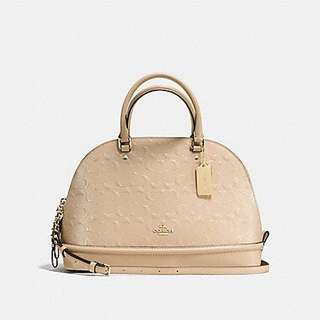 AUTHENTIC COACH SEIRRA MINI EMBOSSED