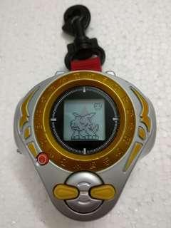 Digimon D-Ark Ver.Ultimate Gold 2001