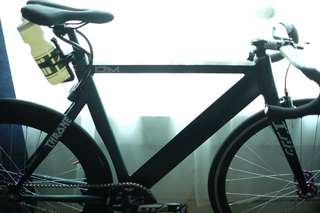 throne cyle bike frame only