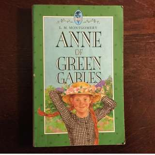 Anne of Green Gables by L.M. Montgomery