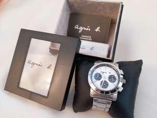 Authentic Agnes B Watch 手錶
