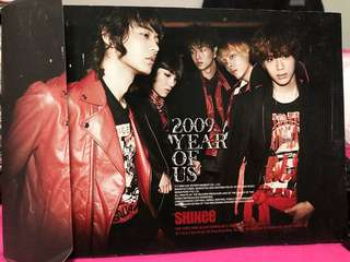 SHINEE BOOK 2009 year of us