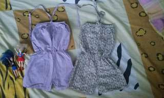 Rompers for kids take both