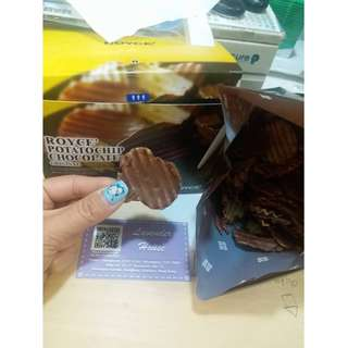 日本直送royce potatochip chocolate.. ROYCE ORIGINAL WHATSAPP 56963033 $89