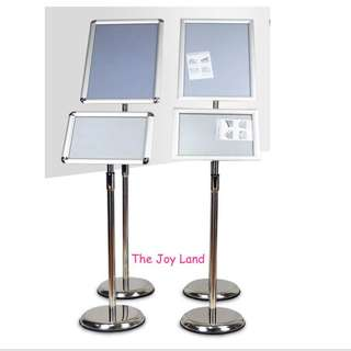 A3 / A4 Display Stand for Event/Parties/Weddings and more