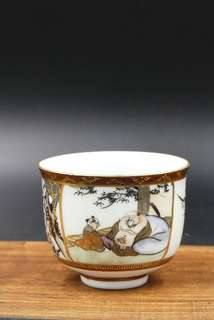 🚚 日本九谷燒茶杯