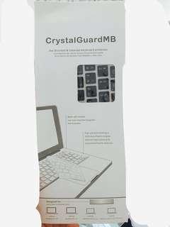 MacBook 鍵盤膜13/15/17吋適用(詳細型號見第三張圖)#一百元好物