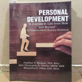 Personal Development Book