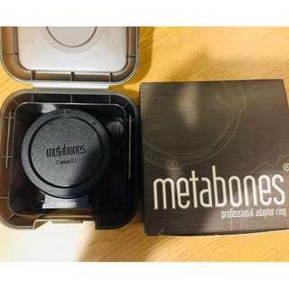metabones Canon EF - M43