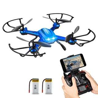 917. Drone with Camera,Potensic F181WH