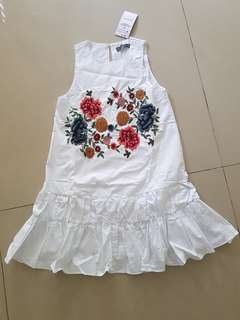 Embroiderry dress