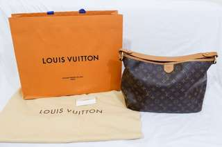 Preloved Authentic Delightful Louis Vuitton