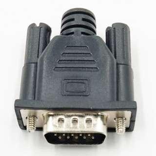 VGA Dummy EDID Plug Adapter 1920x1080 @60Hz