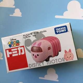 🚚 迪士尼 小豬 車 多美 tomica