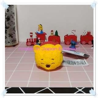 (現貨出清) 日本迪士尼 TSUM TSUM 小熊維尼 笑眼玩偶