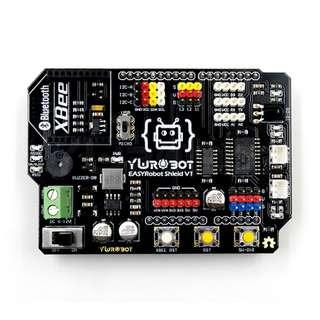 Arduino智能小车蓝牙XBEE功能扩展板兼容UNO R3