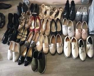 名牌鞋平售 多款