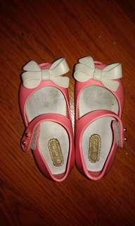 authentic minimelissa ultragirl pink