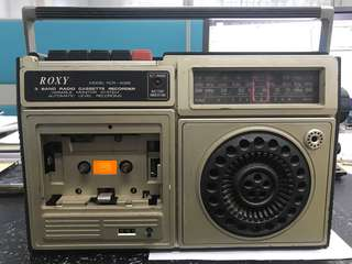 Vintage Radio untested. Selling as is. Selling Cheap.