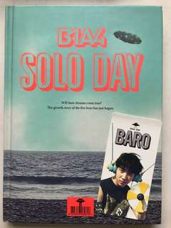 B1A4 5th Mini Album Solo Day
