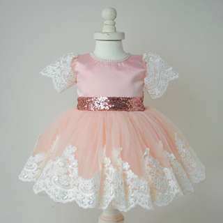 GOWN PRINCESS BABY & KIDS ~READY STOK~ #raya