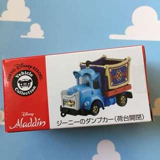 🚚 迪士尼樂園 阿拉丁車 多美 tomica 日本