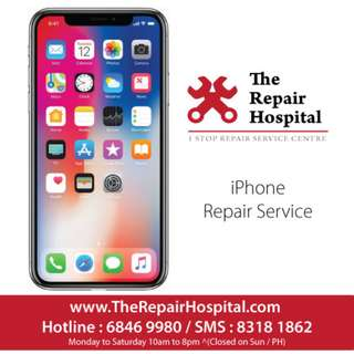 iPhone Screen Replacement Promotion !