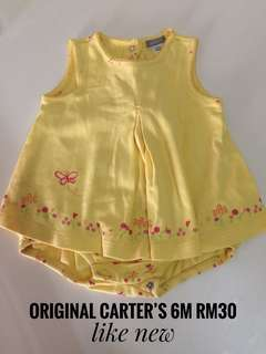 Baby Dress carters