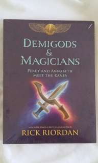 Demigods and Magician
