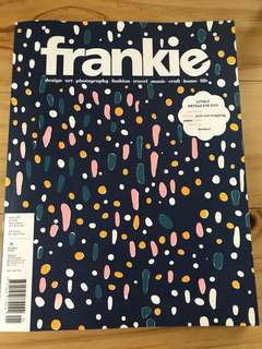 Frankie Magazine Issue 81