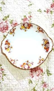 Royal Albert Lenora Cake plate