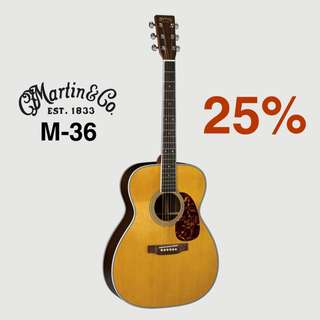 Martin Guitar M-36