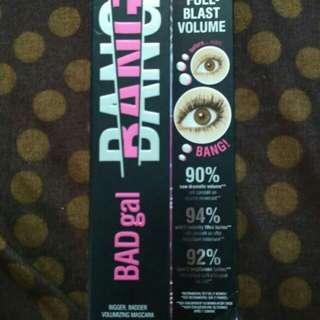 Mascara benefit badgal bang