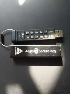 Apricorn Aegis Secure Key 16GB USB2.0