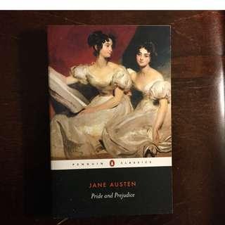 Pride and Prejudice by Jane Austen Penguin Classic #cheapaschips