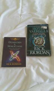 FREE ONGKIR Hotel Valhalla & Demigods and Magicians