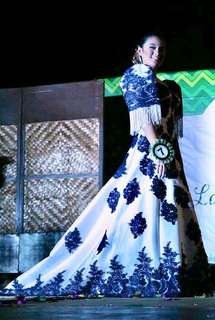 Gown for rent (Sagala)