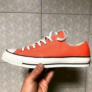 Converse 1970s 橘 us11