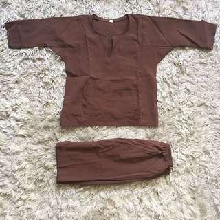 Baju melayu coco
