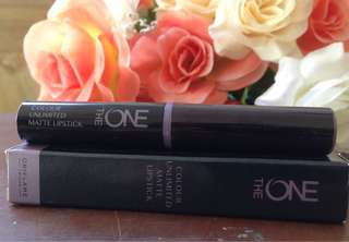 Matte Lipstick The One by Oriflame