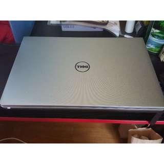 DELL 15UR-2548STW 15.6吋筆記型電腦銀 《改裝系統 128G SSD + 延保一年+4G》