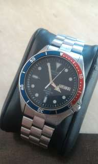 Vintage Seiko Diver Watch (8229—602A)