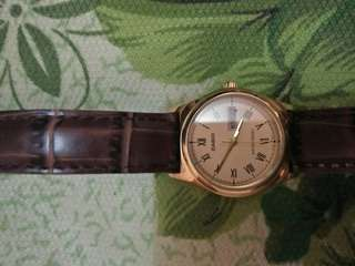 Orig casio analogue watch