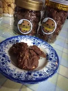 Double Chocochips Cookies