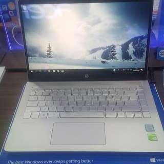 Cicilan Laptop HP Pav 14 BF193TX,Tanpa Kartu Kredit Aja